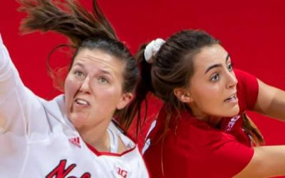 Nebraska Volleyball All-Americans Mikaela Foecke & Kenzie Maloney